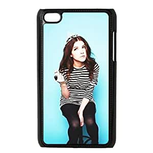 D-PAFD Customized Phone Case Of Anna Kendrick For Ipod Touch 4