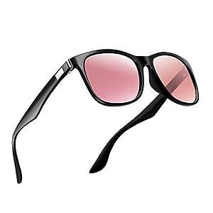 Polarized Sunglasses for Women Vintage Womens Sunglasses Classic Fashion Sun Glasses