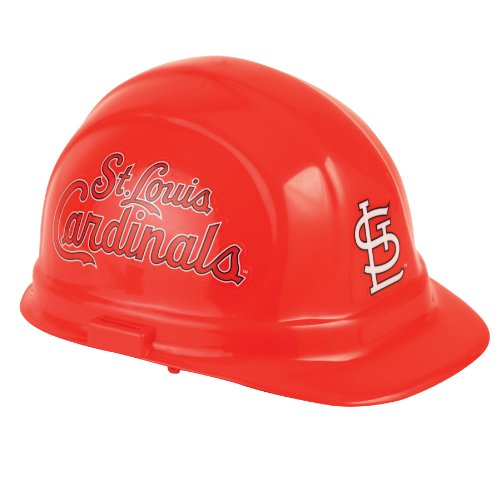MLB St. Louis Cardinals Hard Hat, One Size
