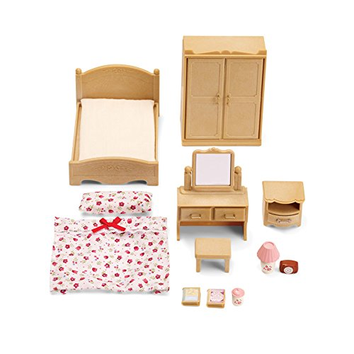 Calico Critters Parents Bedroom Import It All