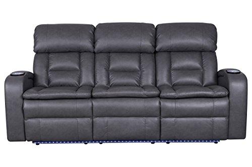 Zenith Power Reclining Sofa