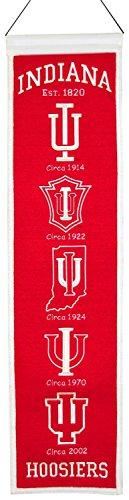 NCAA College Football Indiana Hoosiers - 8