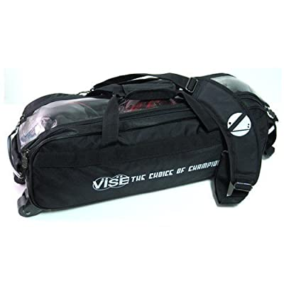 Clear Top 3 Ball Roller Black by VISE