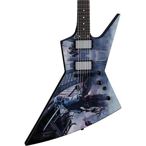(Dave Mustaine Zero Dystopia Electric Guitar)