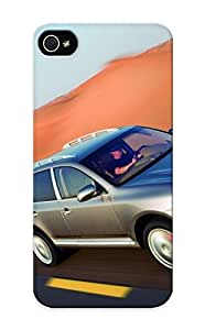 For Iphone 5/5s Premium Tpu Case Cover Porsche Cayenne Turbo 2006 Protective Case by supermalls