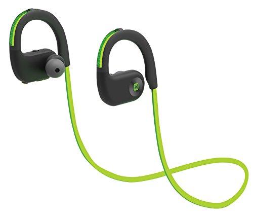 iHome iB83GQC Behind Neck Bluetooth Headphone