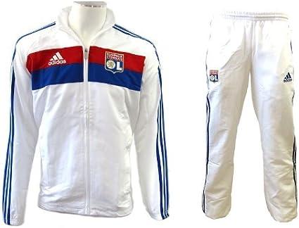 Survêtement Olympique Lyonnais Lyon Ol Foot T 8 Ans Amazon Fr Vêtements Et Accessoires