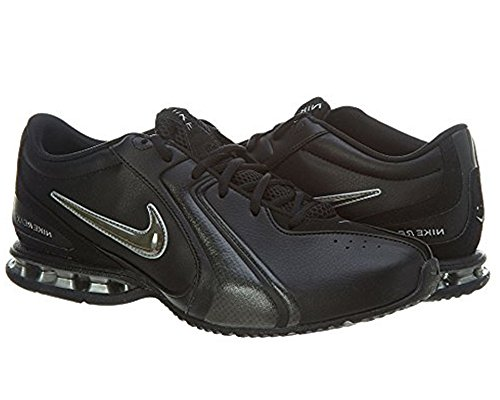 Nike Mens Reax Tr Iii Sl Cross Trainer Nero / Carta Da Giornale