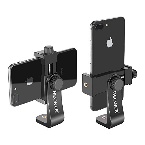 Neewer Smartphone Holder Vertical Bracket