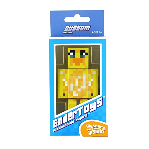 Sqaishey Quack ? 4-inch plastic toy action figure by EnderToys