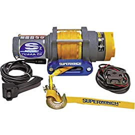 Superwinch 1125230 Terra24 SR Winch
