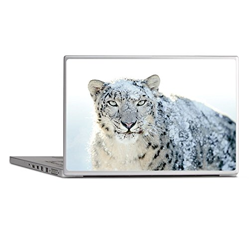 Laptop Notebook 17 Inch Skin Cover Snow Leopard HD ()