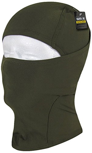 Gaiters Olive Drab (Rapdom Tactical Convertible Balaclava, Olive Drab)