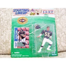 (1997 NFL Starting Lineup - Junior Seau - Super Bowl XXXII San Diego Exclusive)
