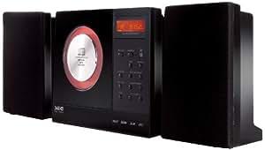 SEG MS1031 - Minicadena y altavoces (pantalla LCD, CD-RW, PLL, puerto USB)