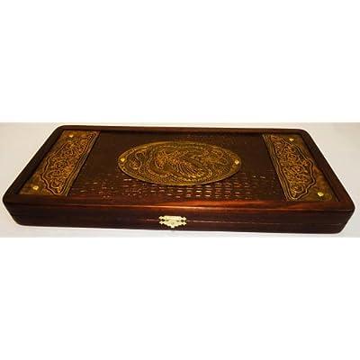 Golden Eagle Backgammon Board 21