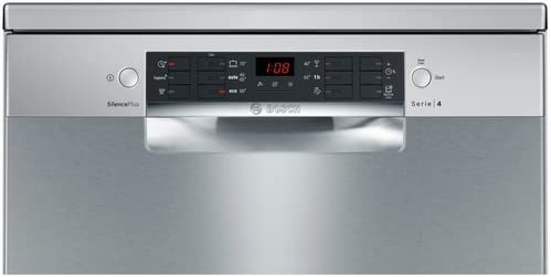 Bosch Serie 4 SMS46KI01E lavavajilla Independiente 13 cubiertos A ...