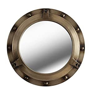41k%2BPcUBZUL._SS300_ 100+ Porthole Themed Mirrors For Nautical Homes For 2020