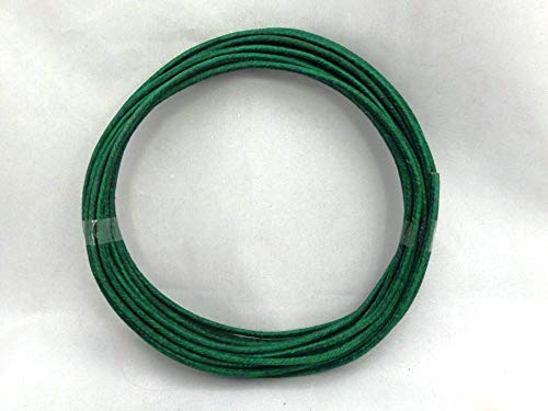 (20 Feet Green Safety Fuse For Model Rockets)