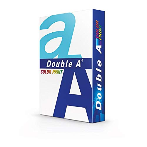 A4 Premium Color Print Paper - 1 Ream - 90 GSM - Imported from Thailand  (500 Sheets)