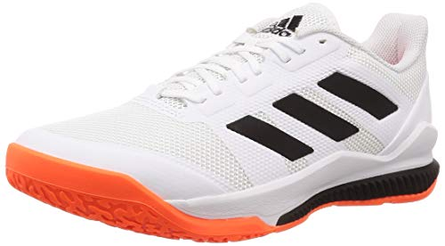 adidas Stabil Bounce Indoor Court Shoes - AW19-10 - White