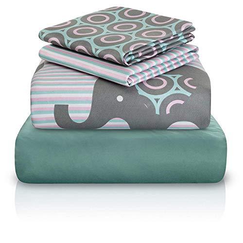 elephant bedding full - 5