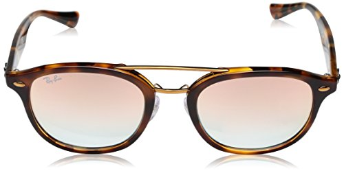 Ray-Ban Rb 2183, Montures de Lunettes Mixte Adulte, Marron (Tortoise), 53 Centimeters