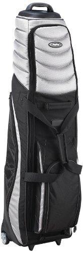 Bag Boy T-2000 Pivot Grip Wheeled Travel Cover ( Color:Silver/Black) by Bag Boy by Bag Boy