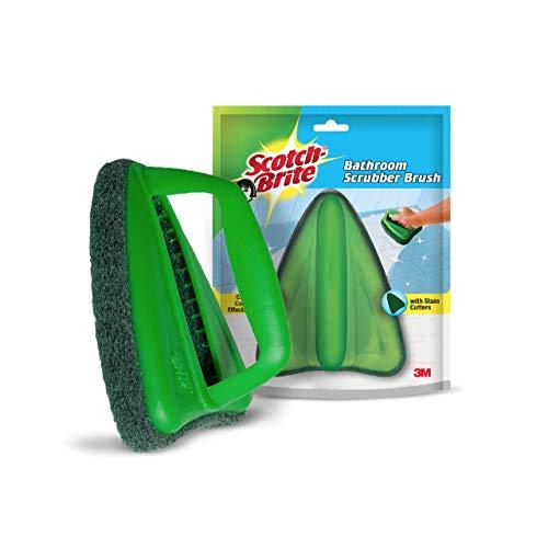 Scotch-Brite Bathroom Scrubber Brush Green