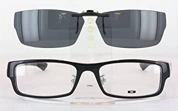 00832f7722 Image Unavailable. Image not available for. Color  OAKLEY SERVO-OX1080-55X18  POLARIZED CLIP-ON SUNGLASSES (Frame NOT Included)