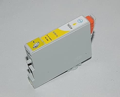 Cartucho de tinta compatible con Epson T0614 Yellow - para ...