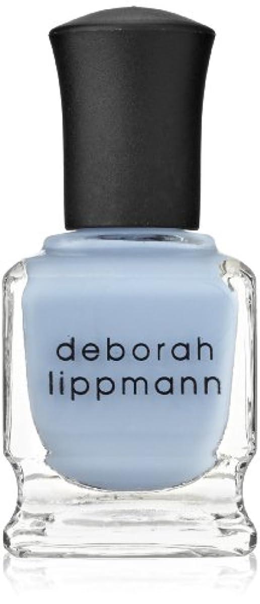 限りなく祝福するかかわらず【Deborah Lippmann デボラリップマン】 ブルーオーキッド BLUE ORCHID パステルブルー 15mL