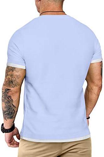 41k%2BTbLRfeL. AC Aiyino Men's S-5XL Short Sleeve Athletic T-Shirt Classic Top Casual Workout Sports Summer Shirts    Product Description