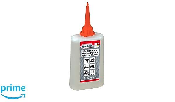 Connex COX591100 - Aceite para los mecánicos de hogar/precisión de 100 ml: Amazon.es: Bricolaje y herramientas
