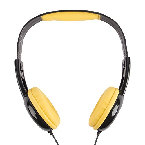 Batman HP2-03082 Kids Safe Headphones by Warner Bros