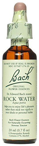 Bach Rock Water Bach Flower Essence 20 ml by Bach