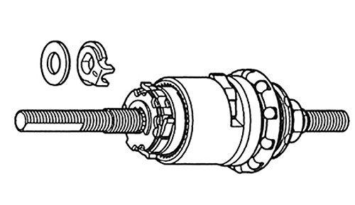[해외] 시마노 SG-3R40 인터3 내부 세트 롤러 브레이크용 524-11100