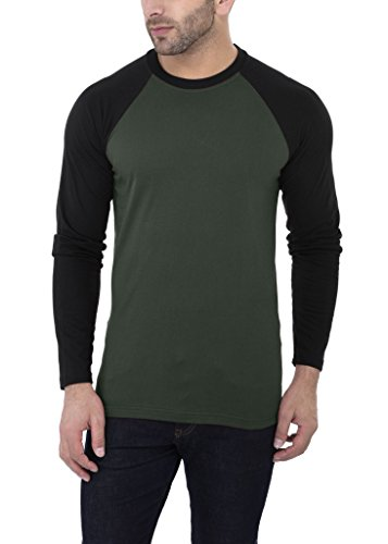 Katso Men's Cotton Round Neck T-shirt