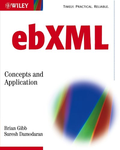 ebXML: Concepts and Application Pdf