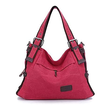 Amazon.com: K2 Casual Beach Woman Bolsas de lona para mujer ...