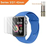 For Apple Watch Screen Protector 42mm, For Apple Watch...