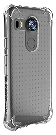 Amazon.com: LG Nexus 5 X Funda, [joya] six-sided Balísticos ...