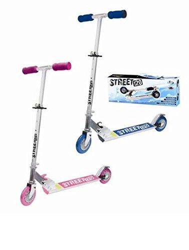 Patinete plegable rosa niña juegos juguete idea regalo ...