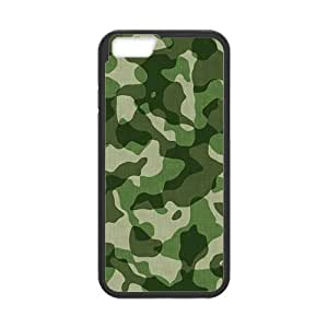 Green Unique Disruptive pattern Phone Case for Iphone 6
