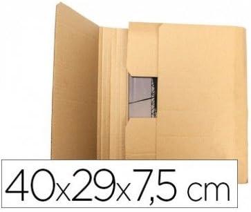 Q-Connect KF26143 - Caja para embalar: Amazon.es: Oficina y papelería