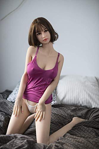 Iskyouz Lifelike Life Size Adult Toy Doll - (155cm,Natural) by Iskyouz (Image #7)