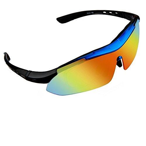 poshei-p02-polarized-sports-sunglasses-with-5-set-interchangeable-lenses-for-biking-fishing-running-
