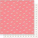 Gather Double Sided Cardstock 12 X12 Blush (6 Pack)