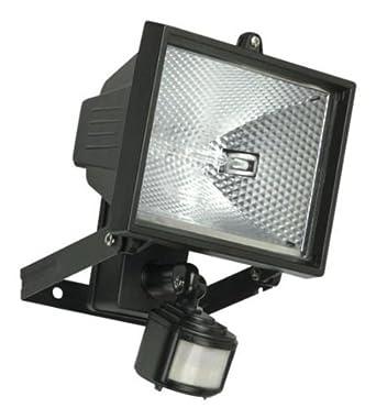 400w Garden Halogen Floodlight Security Light With Motion Pir Sensor Outdoor