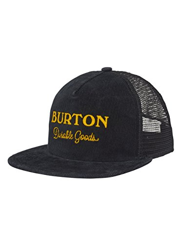 Burton Durable Goods Hat, True Black, One Size ()